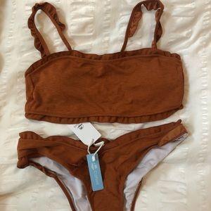 NWT bikini set
